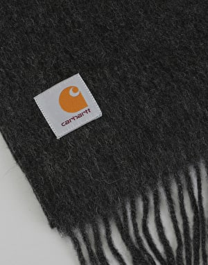 Carhartt Clan Scarf - Dark Grey Heather