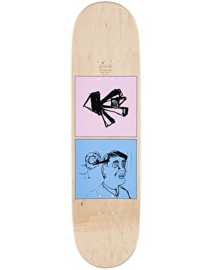 Quasi Johnson Futuro [Two] Pro Deck - 8.375