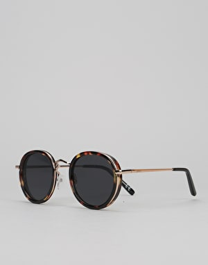 Glassy Lincoln Sunglasses - Tortoise