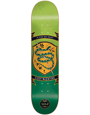 Blind McEntire Badge Series Pro Deck - 8