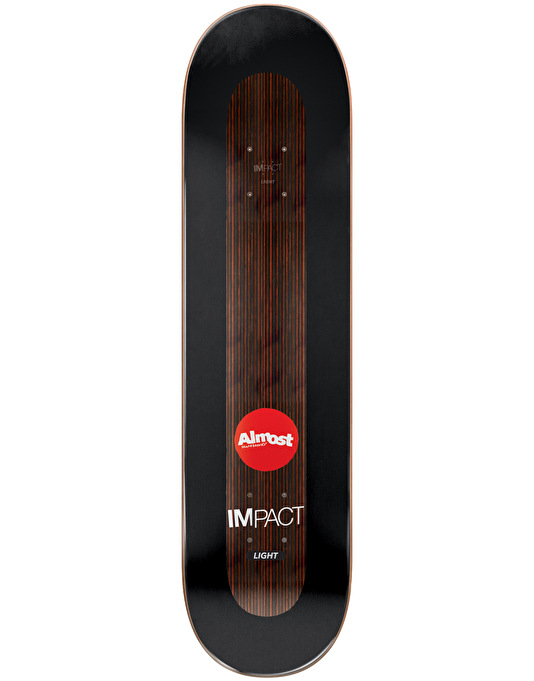 Almost Daewon Neon Power Supply Impact Light Pro Deck - 8.25""