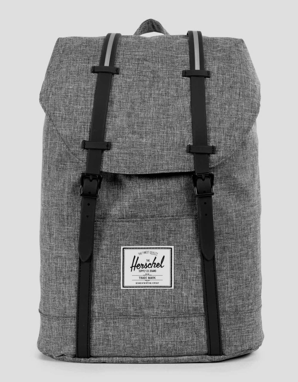 549fe212757 Herschel Supply Co. Retreat Backpack - Raven Crosshatch Black