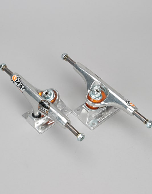 Thunder Titanium Lights 148 High Trucks (Pair)
