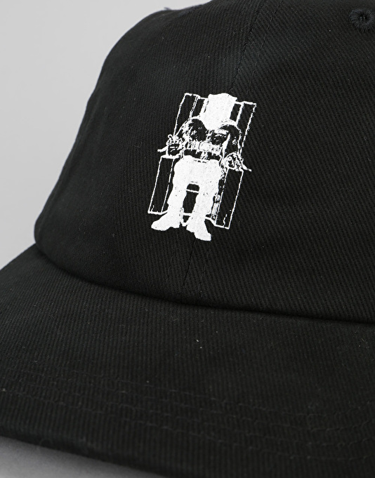 The Hundreds x Death Row Records Executioner Strapback Cap - Black