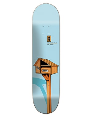 Girl Kennedy Letterbox Pro Deck - 8.25