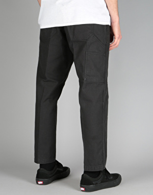 Obey Straggler Carpenter Pant II - Black