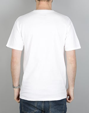 Emerica Stem Script T-Shirt - White