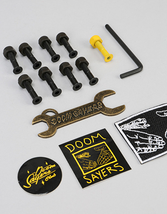 "Doom Sayers 7/8"" Allen Bolts Hardware Kit"