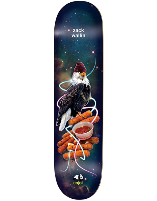 Enjoi Wallin Snack Surfers V2 Impact Light Pro Deck - 8.25""