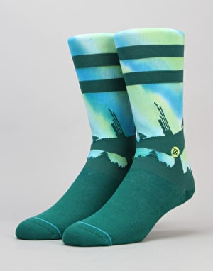 Stance x Star Wars Endor Socks - Green