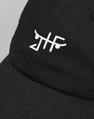 Just Have Fun Classic Skate Dad Cap - Black