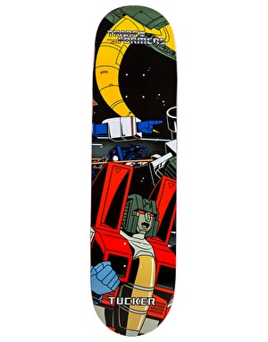 Primitive x Transformers Tucker Starscream Pro Deck - 8.125