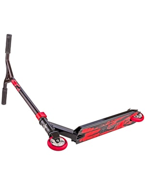 Grit Extremist 2017 Scooter - Black/Red Metallic