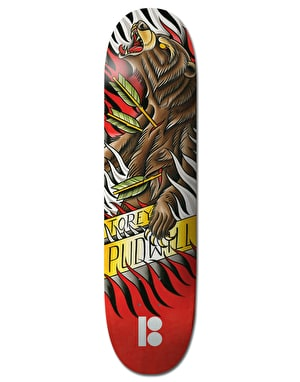 Plan B Pudwill Aces BLK ICE Pro Deck - 7.75