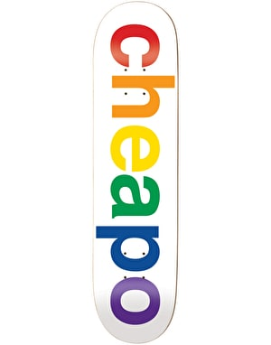 Enjoi Cheapo Team Deck - 8.25