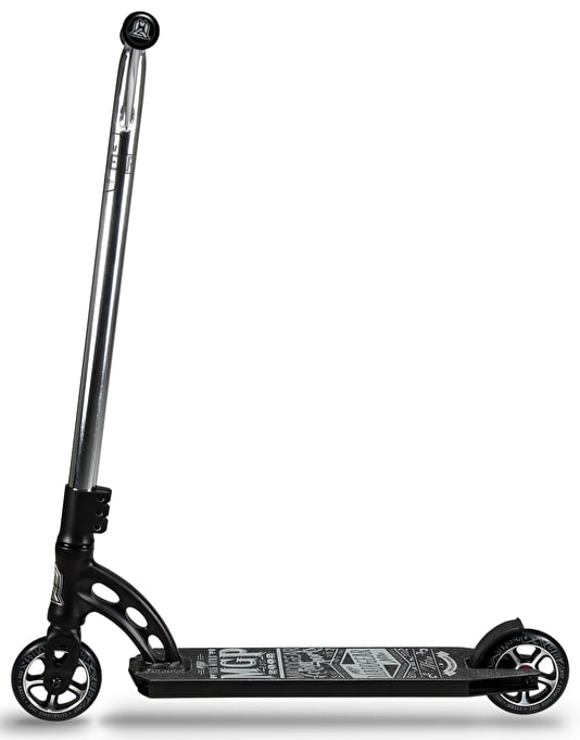 Madd VX6 Team Edition Scooter - Black/Chrome