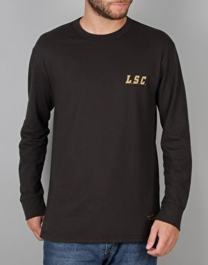 Levi's Skateboarding Graphic LS T-Shirt - Black
