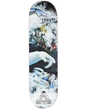 Palace Rory Sans-Zooted Skateboard Deck - 8.1