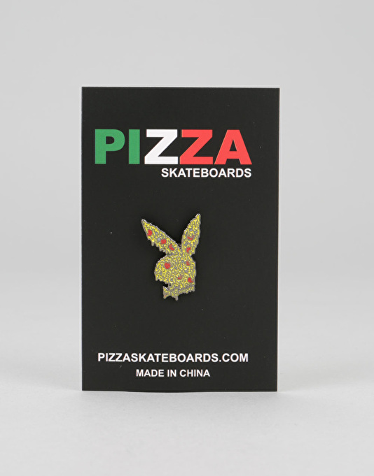 Pizza Pizza Boy Pin - Multi