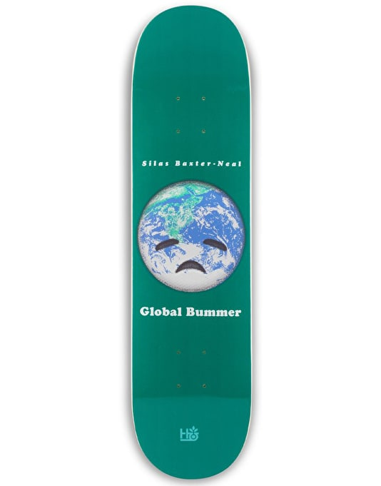 Habitat Silas Global Bummer Skateboard Deck - 8.125""