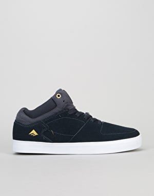 Emerica The Hsu G6 Skate Shoe - Navy