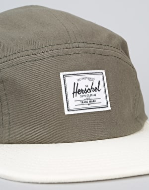 Herschel Supply Co. Glendale 5 Panel Cap - Army/Khaki