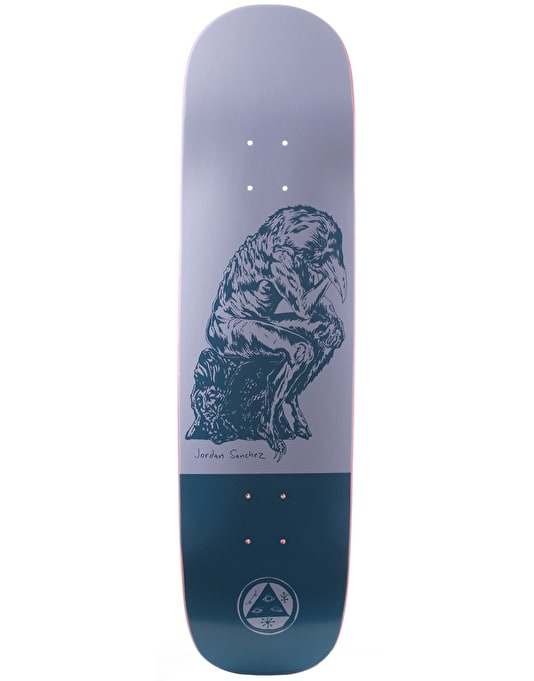 Welcome Crinker on Yung Niburu Team Deck - 8.25""