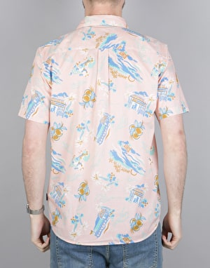 Patagonia Go to Shirt - Street Feather Pink