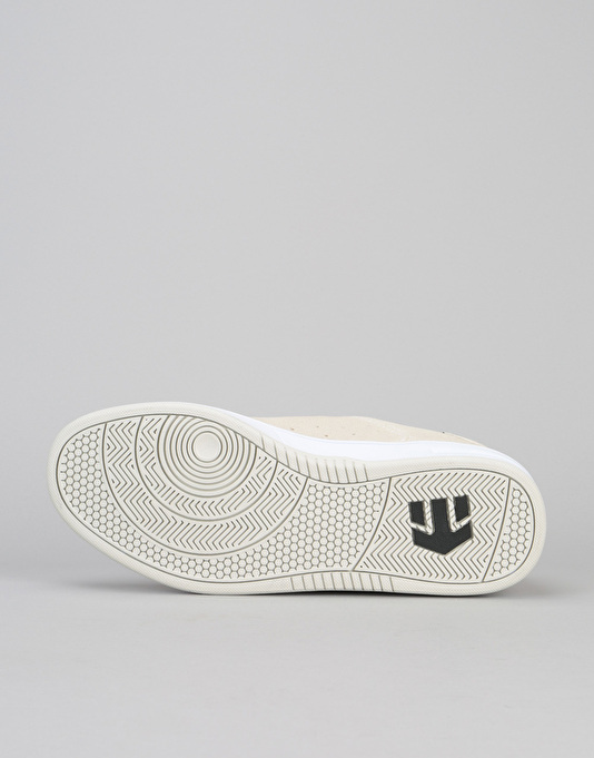 Etnies The Scam Skate Shoes - White