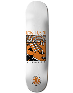 Element Nyjah Modular Featherlight Pro Deck - 8