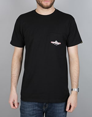 Emerica x Indepentent Pocket T-Shirt - Black