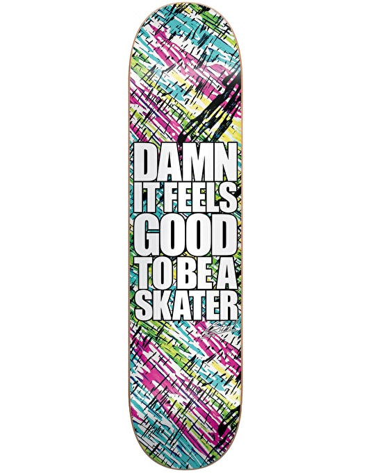 Blind Damn Splash Team Deck - 7.75""