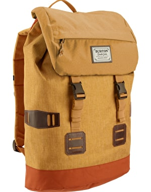 Burton Tinder Backpack - Syrup Herringbone