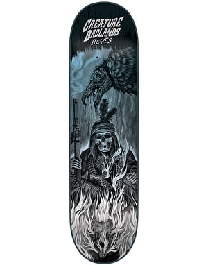 Creature Reyes Back to the Badlands Pro Deck - 8