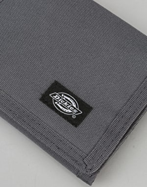 Dickies Cresent Bay Wallet - Charlcoal Grey
