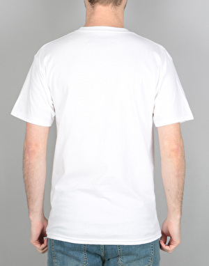 Anti Hero Basic Pigeon T-Shirt - White