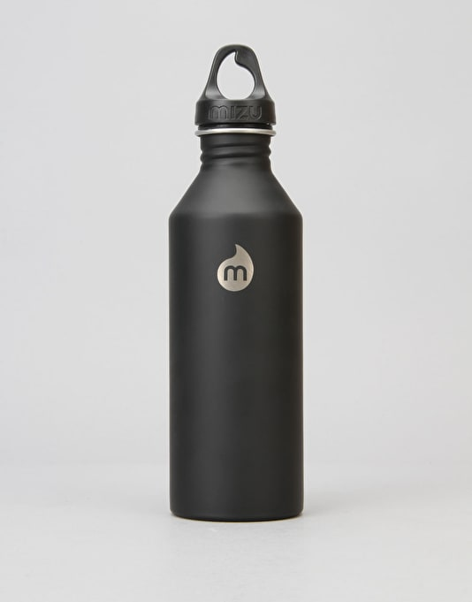 MIZU M8 Premier Hybrid 800ml/27oz Water Bottle - Black