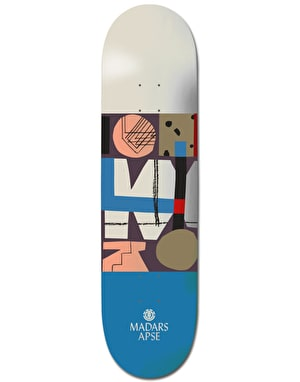 Element Madars Quilted Featherlight Pro Deck - 8