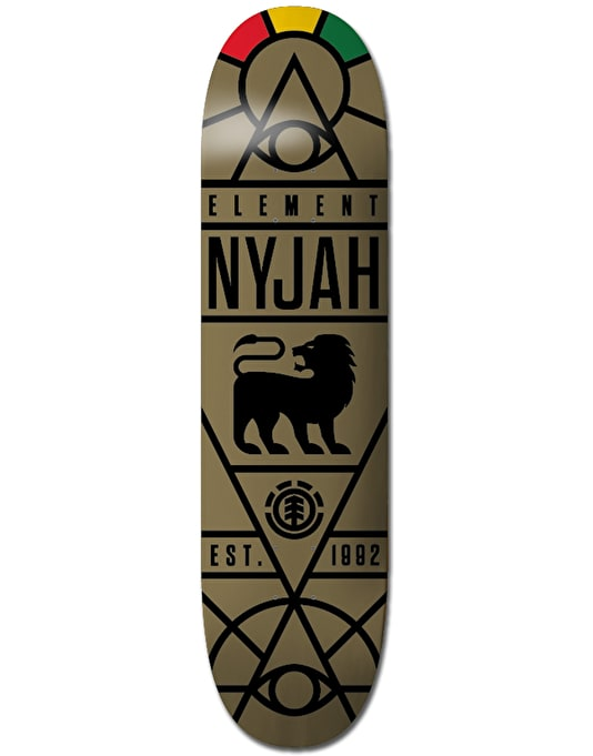 Element Nyjah Providence Featherlight Pro Deck - 7.75""