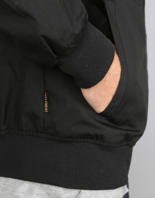 Element Dulcey Jacket - Flint Black
