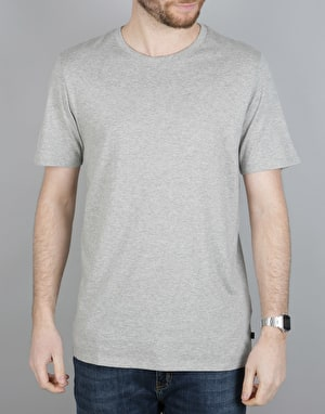 Nike SB Essential T-Shirt - DK Grey Heather/DK Grey Heather