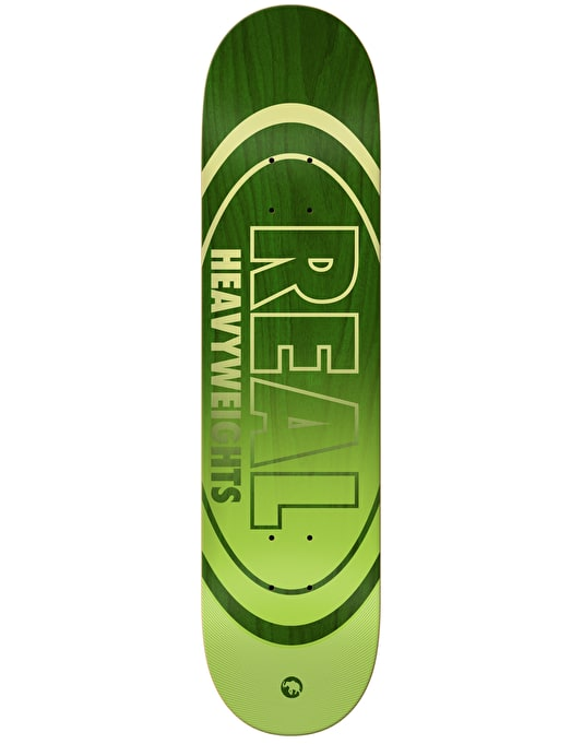 Real Heavyweights Skateboard Deck - 8.25""