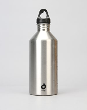 MIZU M12 Stainless 1200ml/40oz Water Bottle - Stainless/Black