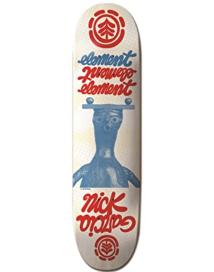 Element Garcia Bronze Featherlight Pro Deck - 8