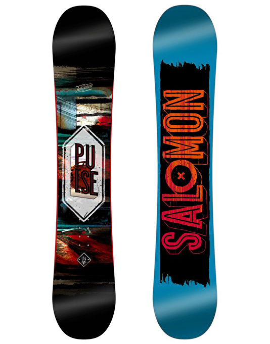 Salomon Pulse 2017 Snowboard - 156