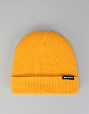 Dickies Alaska Beanie - Gold Orange