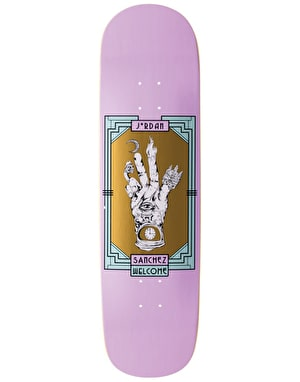 Welcome Sanchez Philosopher's Hand on Nibiru Pro Deck - 8.75