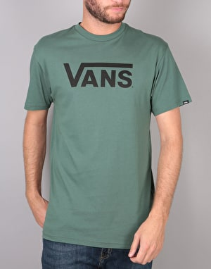 Vans Classic T-Shirt - Dark Forest