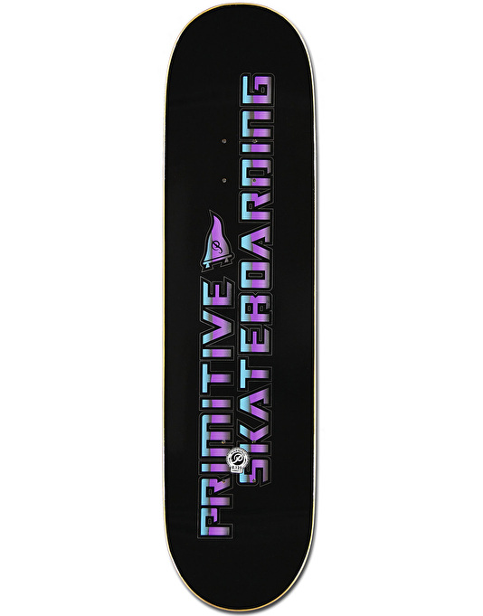 Primitive x Transformers O'Neill Decepticon Grid Pro Deck - 8.125""