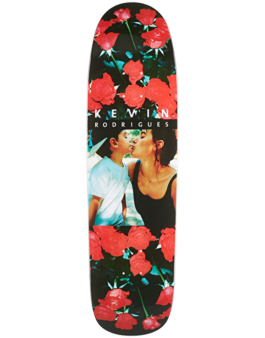 Polar Rodrigues Kev & Mum Skateboard Deck - KEV1 Shape 8.625""